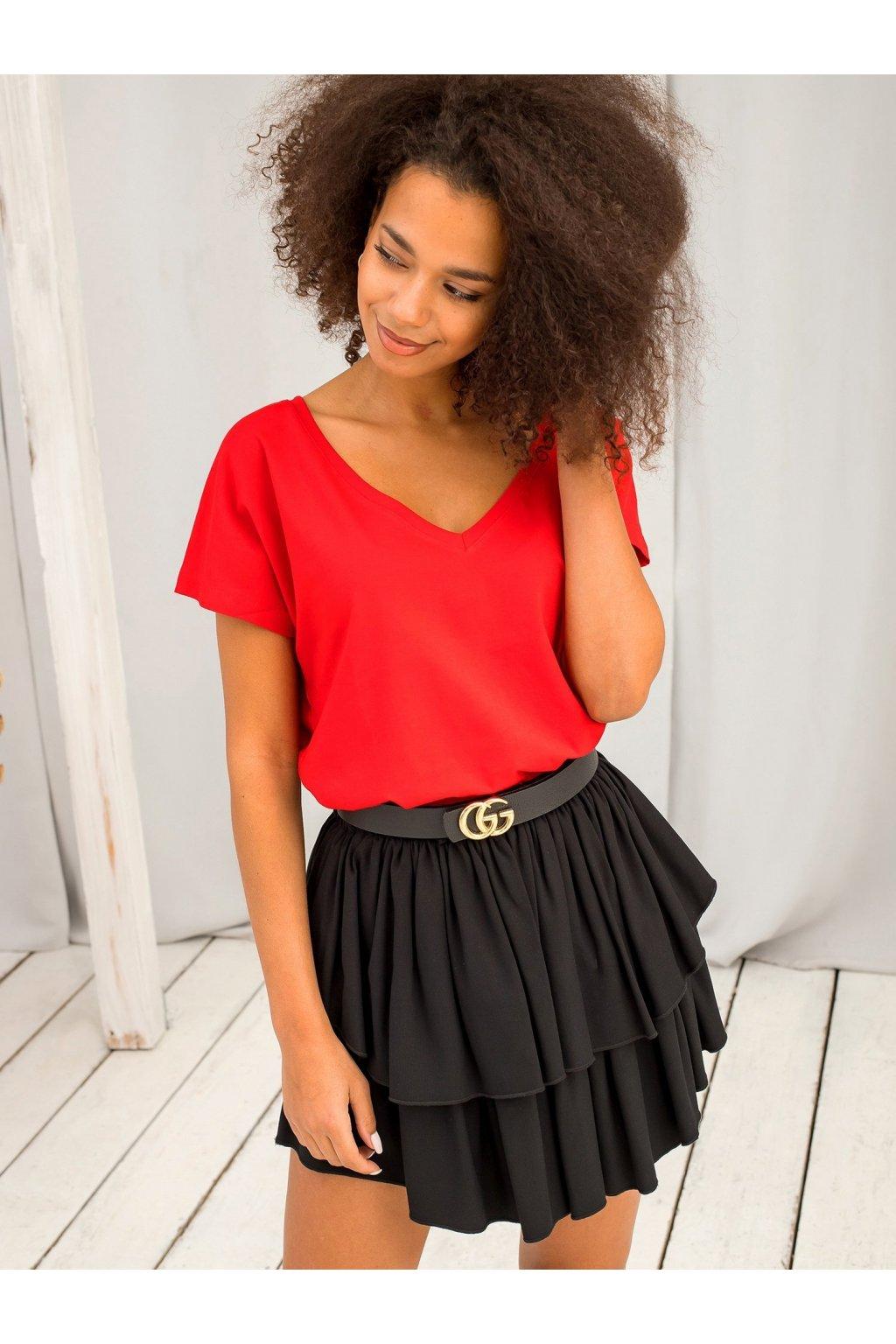 pol pl Czerwony t shirt Emory 320831 5