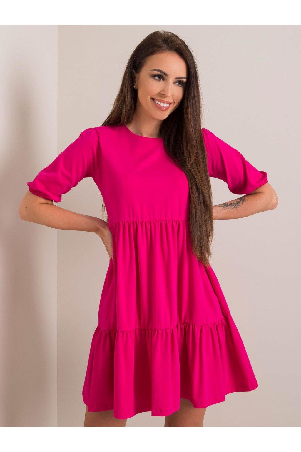 pol pl Fuksjowa sukienka Perla RUE PARIS 349695 1