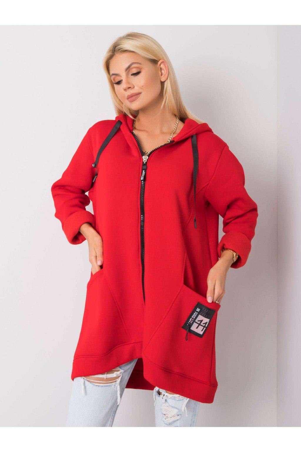 pol pl Czerwona bluza Serena 356050 2