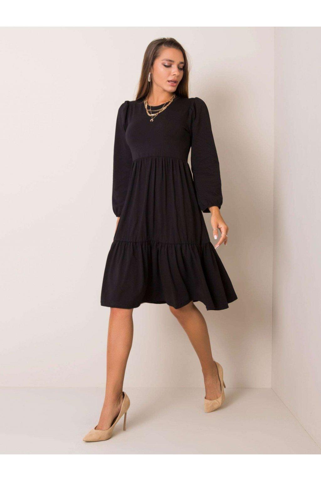 pol pl Czarna sukienka Yonne RUE PARIS 354173 1