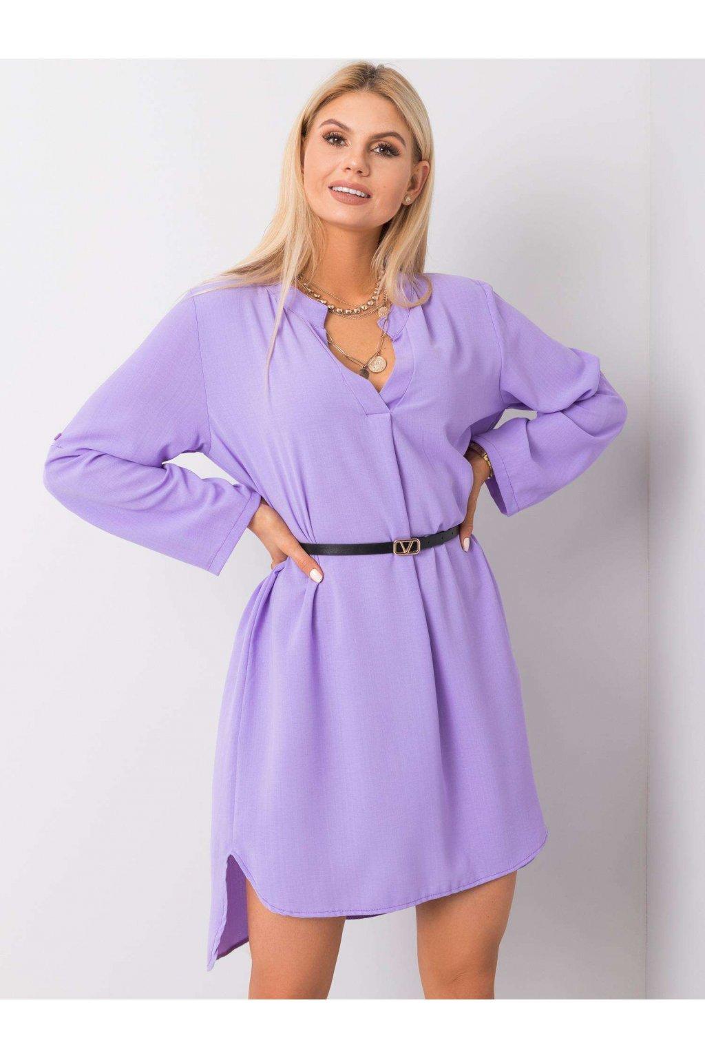 pol pl Fioletowa sukienka Stella 360206 1