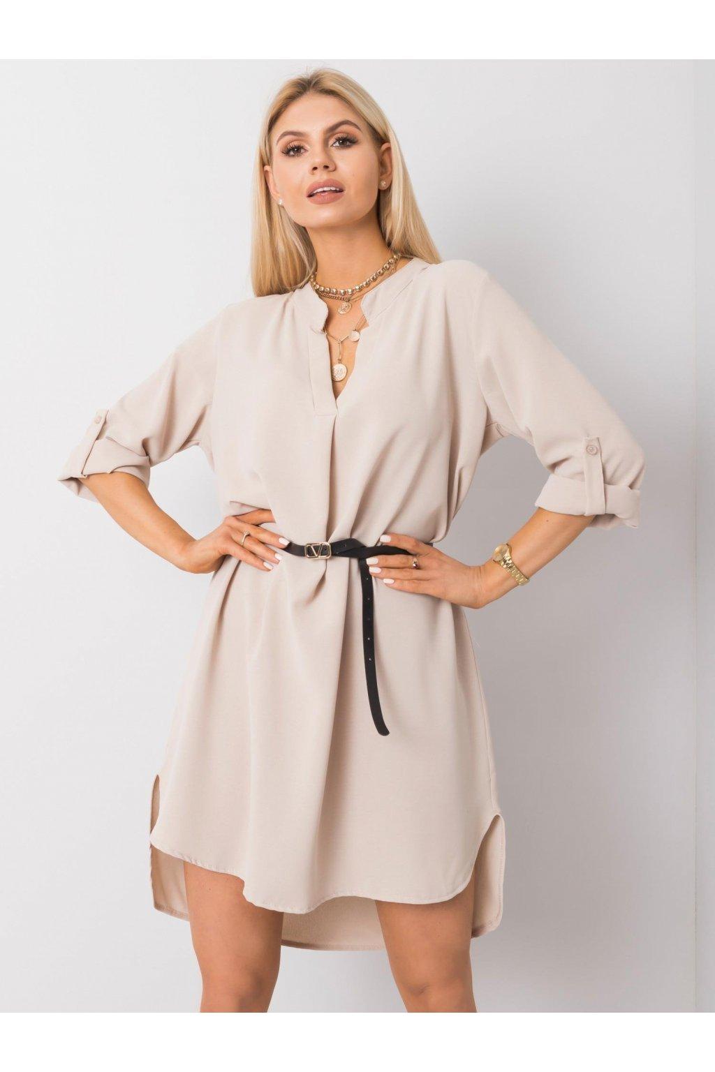 pol pl Jasnobezowa sukienka Stella 360203 2