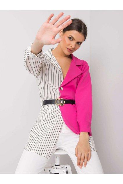 pol pl Bialo rozowa koszula Hana 364073 1