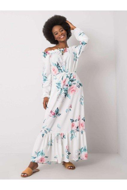 pol pl Biala sukienka hiszpanka Meilani RUE PARIS 366499 1