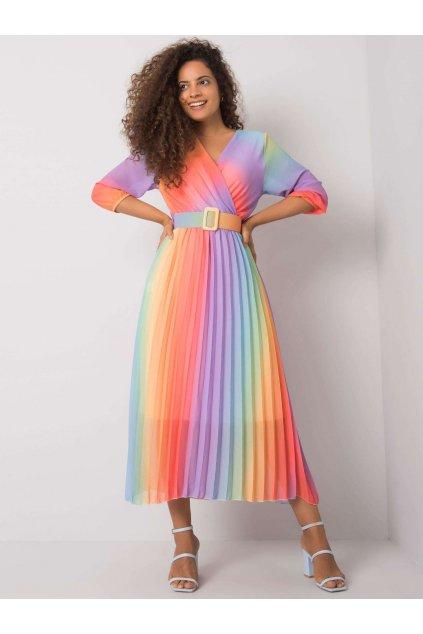 pol pl Fioletowo rozowa sukienka ombre Elliana 372729 1