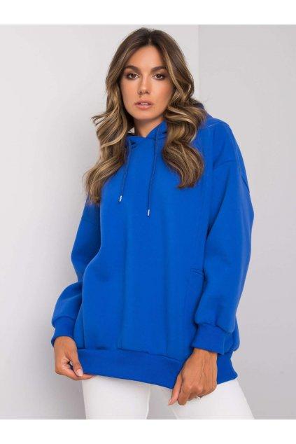 pol pl Ciemnoniebieska bluza z kieszeniami Aryanna 373661 1