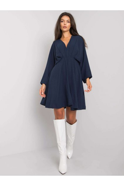 pol pl Granatowa sukienka Zayna 374680 1