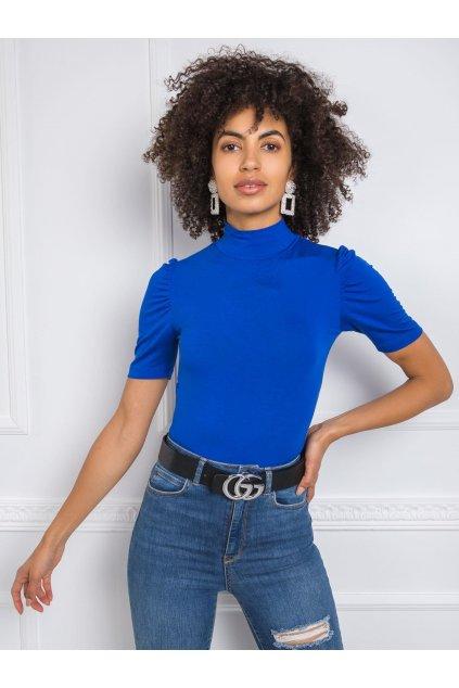 pol pl Niebieska bluzka Nadine RUE PARIS 343026 1