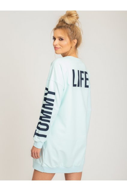 pol pl TOMMY LIFE Mietowa sukienka 338560 6