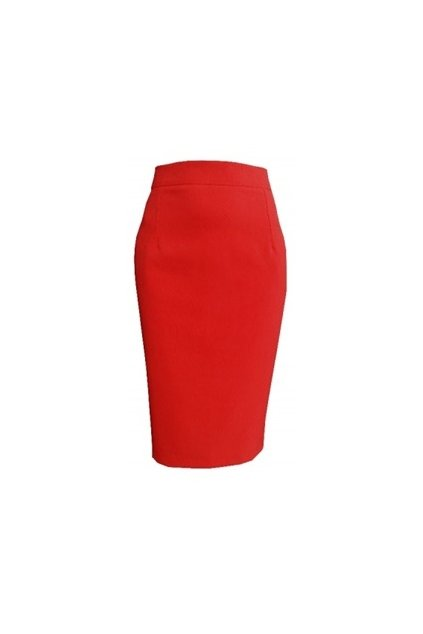 puzdrová sukňa červená1