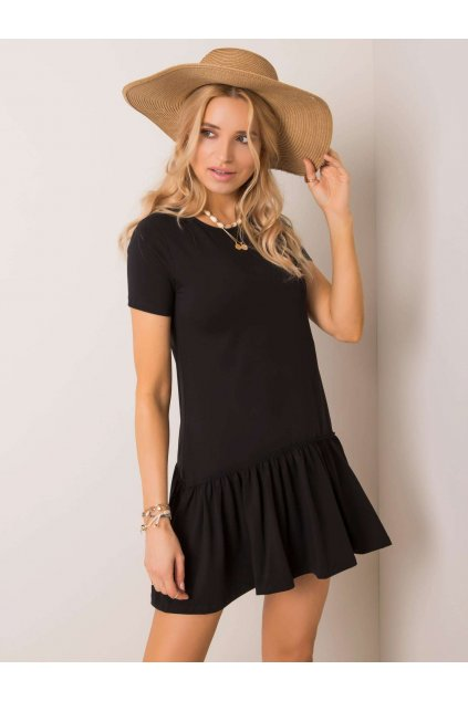 pol pl Czarna sukienka Sully RUE PARIS 351087 1