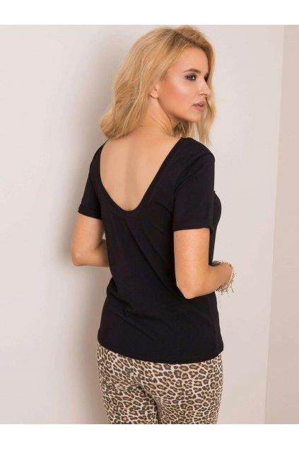 pol pl Czarny t shirt Lucie 351294 1