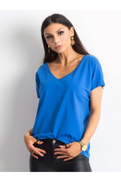pol pl Ciemnoniebieski t shirt Emory 320828 1
