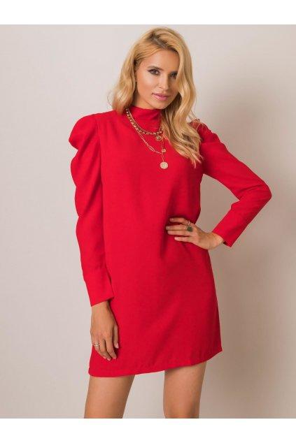 pol pl Czerwona sukienka Vinnie RUE PARIS 353046 1