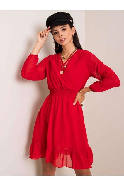 pol pl Czerwona sukienka Giovana RUE PARIS 353274 1