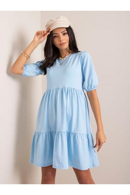 pol pl Jasnoniebieska sukienka Perla RUE PARIS 349696 1