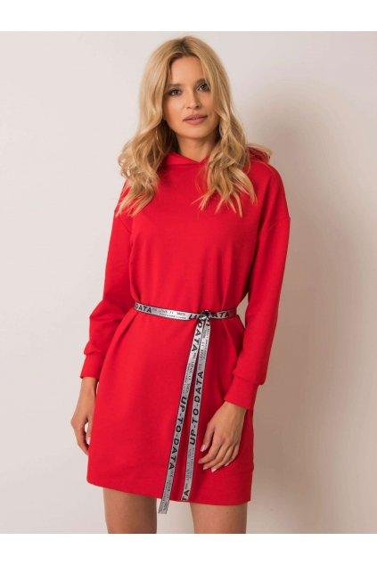pol pl Czerwona sukienka Nelly 354041 1