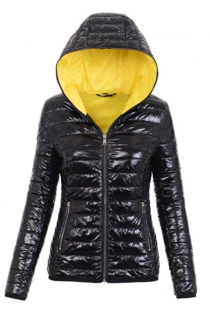 Dámska prechodná bunda 4899 čierna