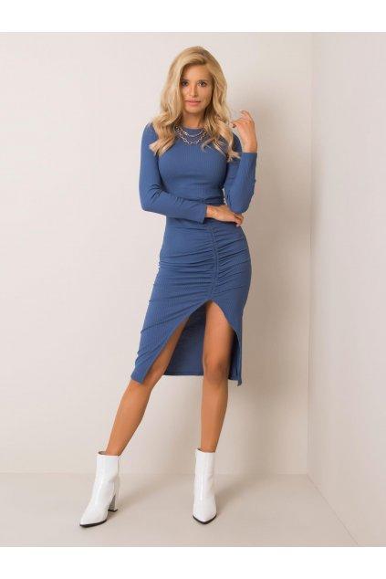 pol pl Niebieska sukienka Mikka 355117 3