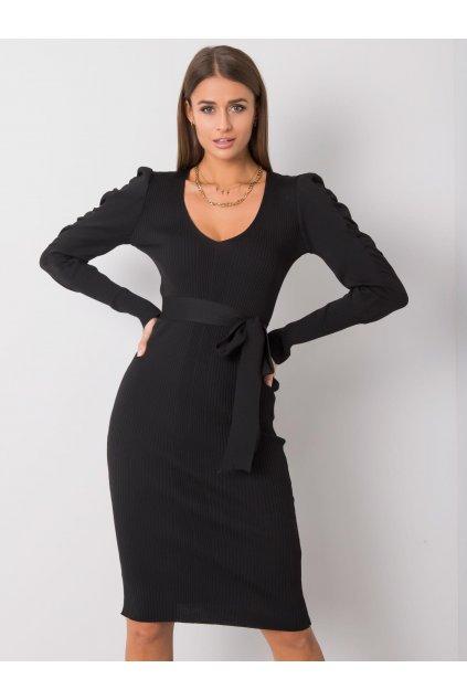pol pl Czarna sukienka Olive RUE PARIS 356387 3