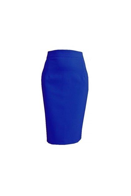 puzdrová sukňa modrá1