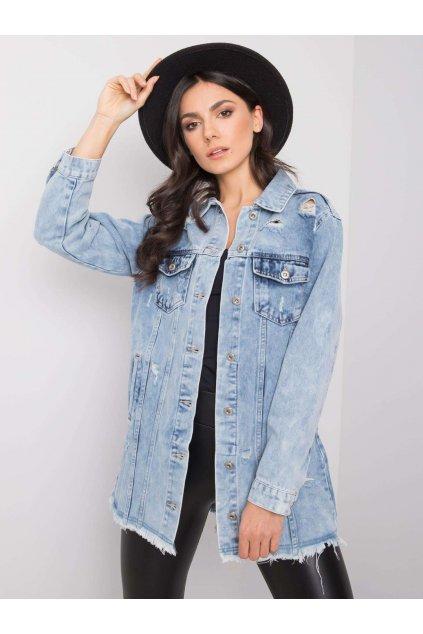 pol pl Niebieska jeansowa kurtka Maddalyn 361492 1