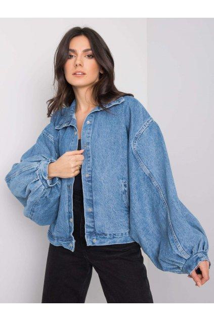 pol pl Niebieska kurtka jeansowa Bianca RUE PARIS 360547 1