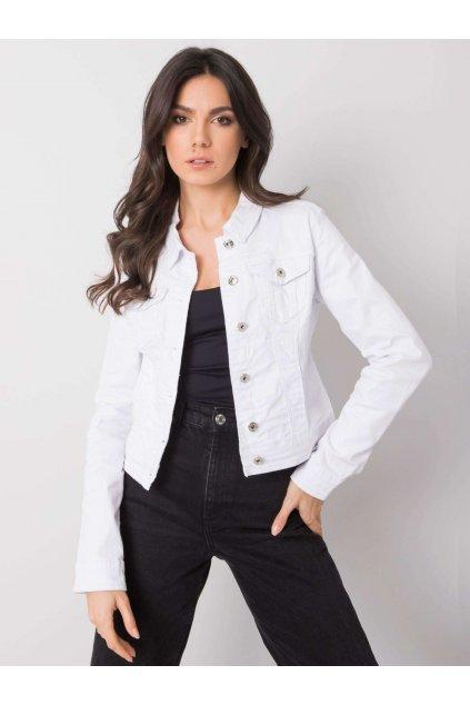 pol pl Biala kurtka jeansowa Ferrara 361494 1
