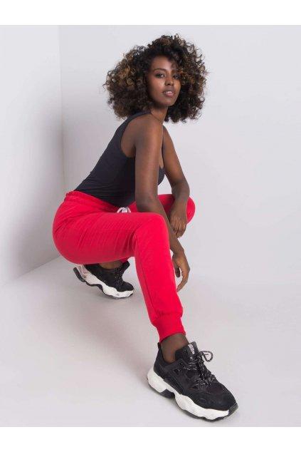 pol pl Czerwone spodnie dresowe Justine 361950 5