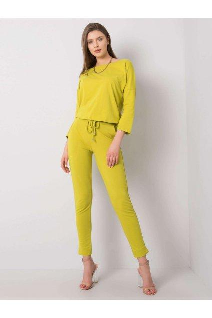 pol pl Jasnozielone spodnie Nina 362981 1