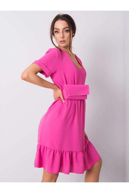 Dámske letné šaty Vianna ružové