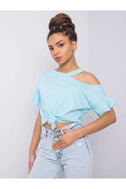 pol pl Jasnoniebieska bluzka Rosalee 363366 1