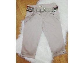 Kárované šortky Yes! Miss cream