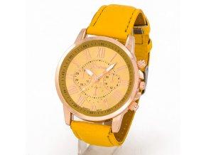 Dámske hodinky Geneva Platinum modré