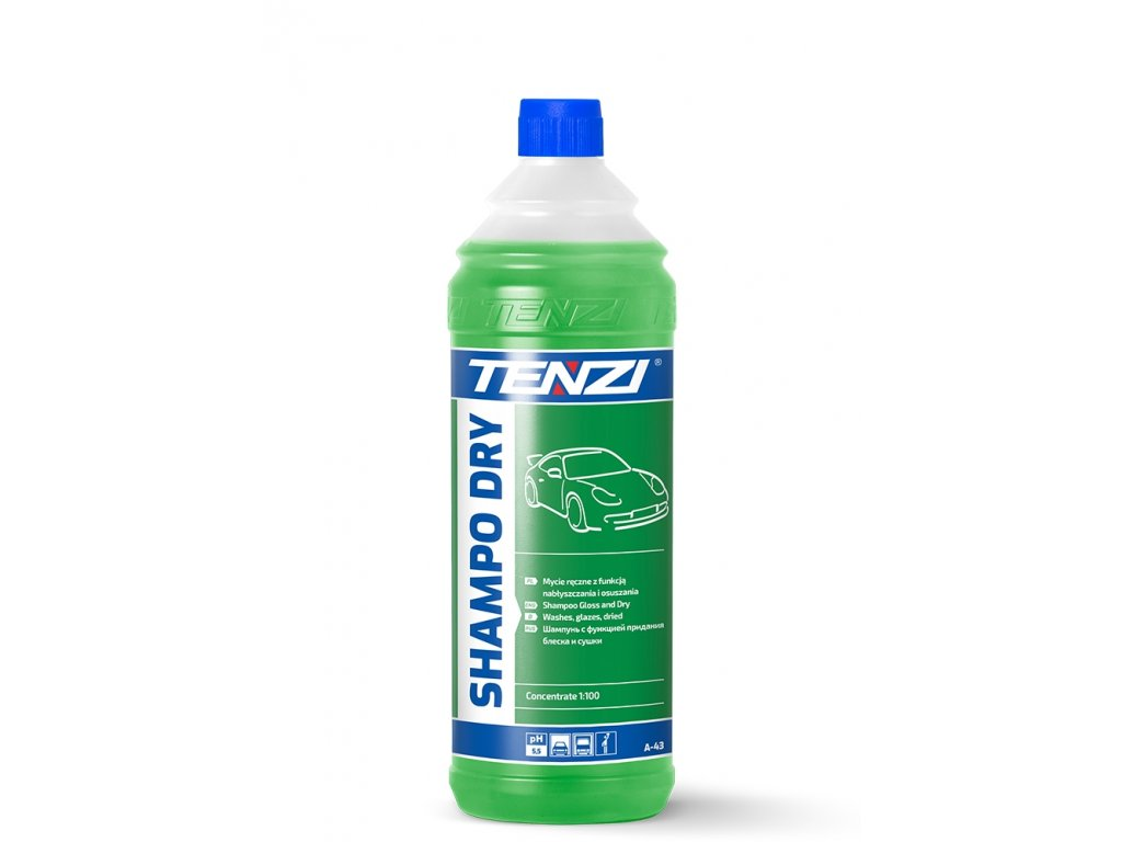 Šampon Dry