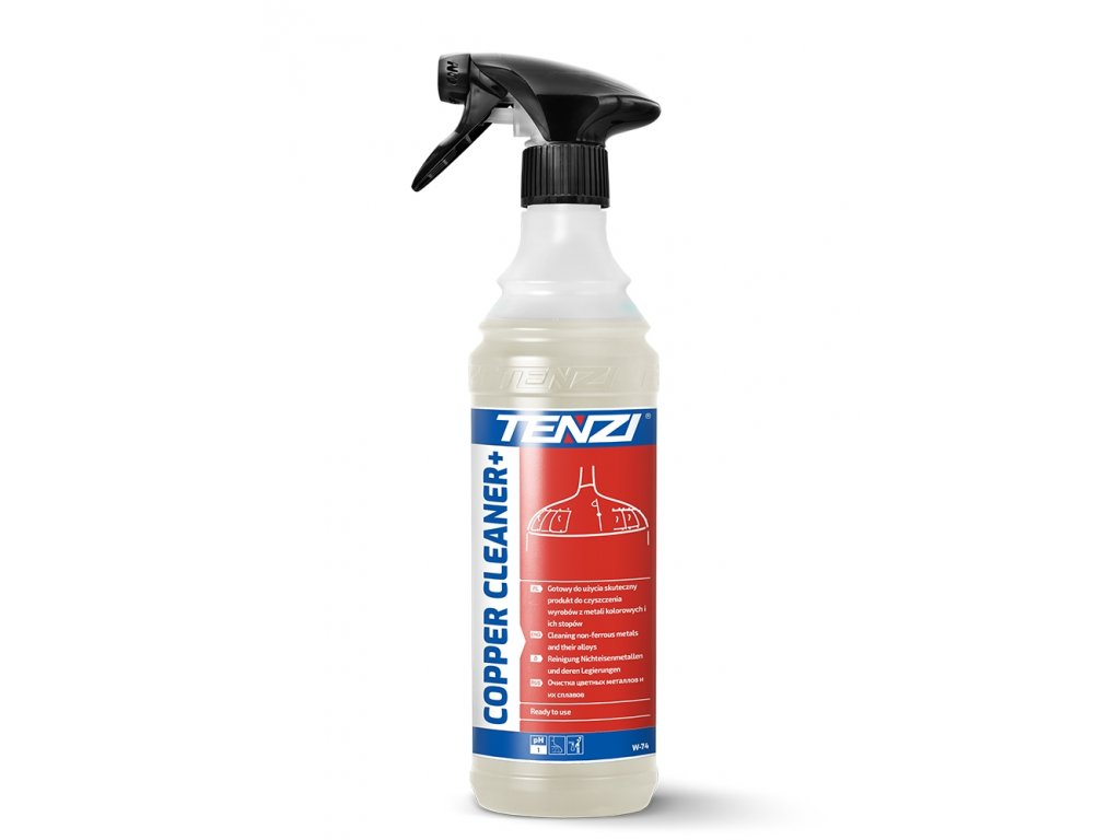 w74 cooper cleaner
