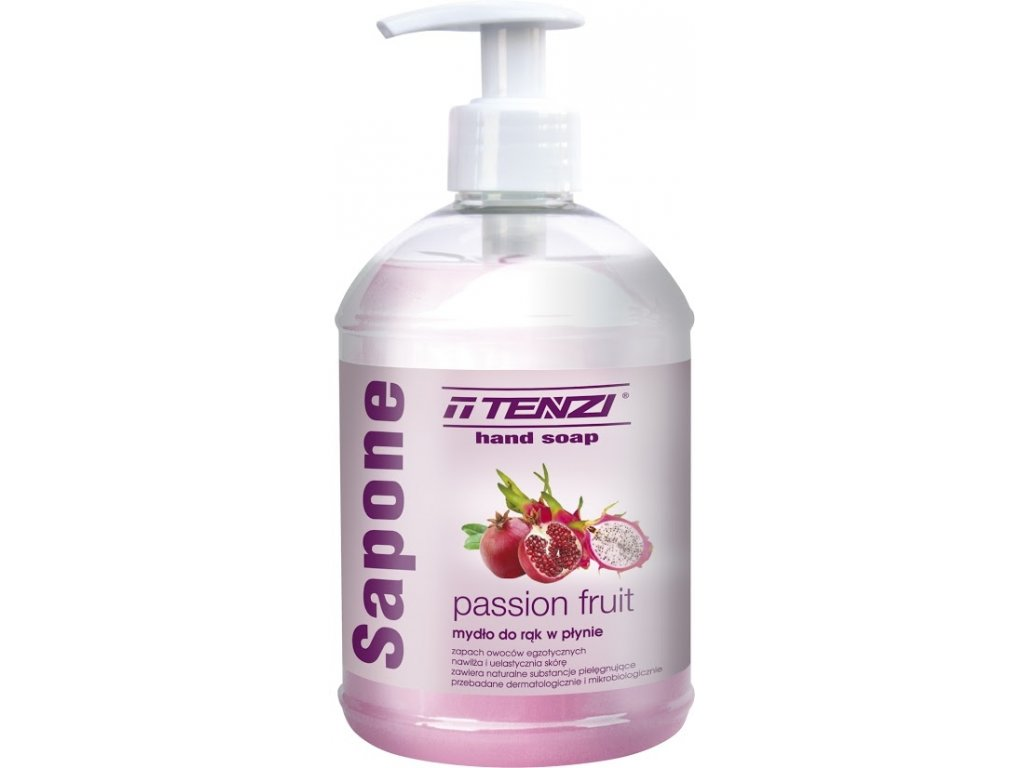 sapone passion fruit500