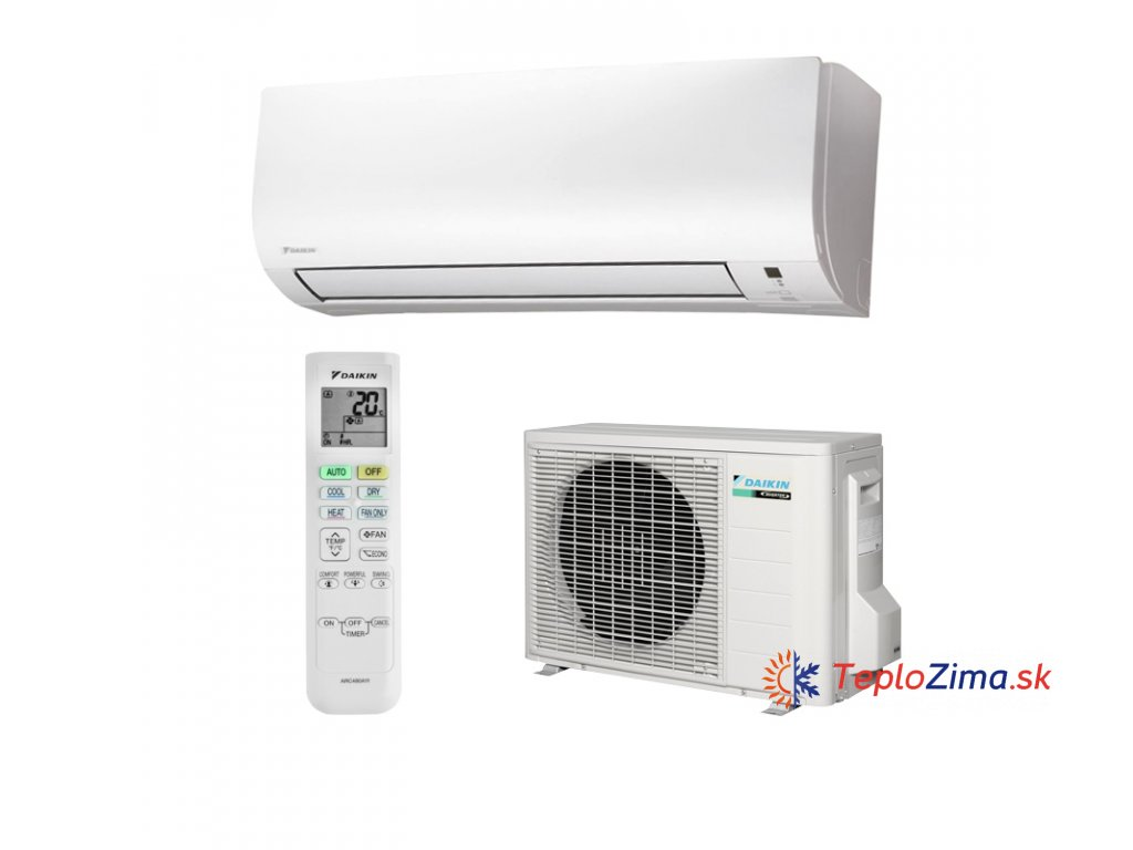 Klimatizácia komplet