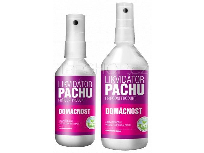 Likvidátor pachu - Domácnost