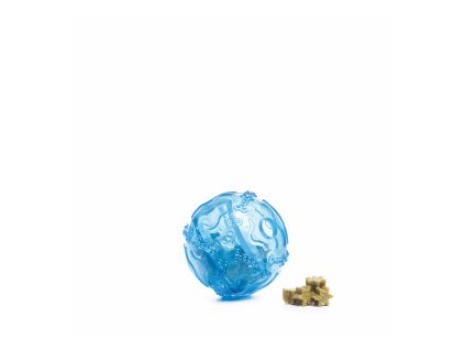 45978 jk animals snack ball tpr mic 8 cm modry 0
