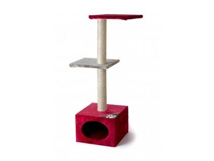 59722 2 jk animals skrabadlo pro kocky venus 57 42 109 cm visen seda 1