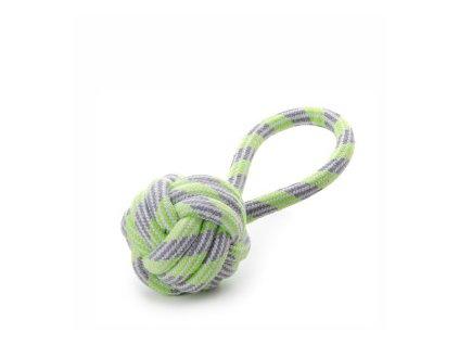 45995 1 jk animals bavlnene pretahovadlo mic zelene 0