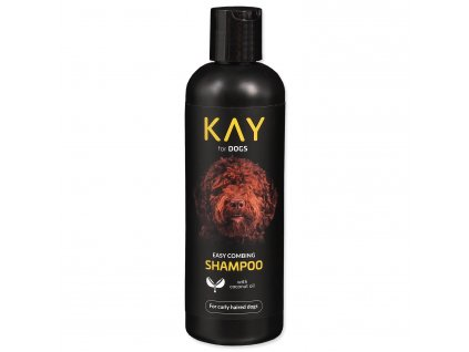 Šampon KAY for DOG pro snadné rozčesání (250ml)