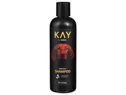 Šampon KAY for DOG s tea tree olejem (250ml)
