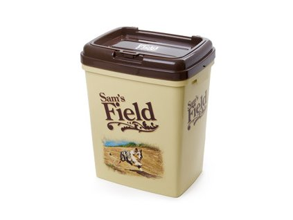 44700 1 jk animals sams field plastovy barel na granule gratis 0