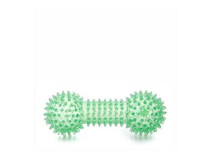 45904 1 jk animals tpr cinka s bodlinami 15 cm zelena 0