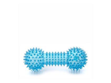 45904 3 jk animals tpr cinka s bodlinami 15 cm modra 0