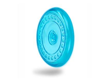 45961 1 jk animals tpr letajici talir modra 23 cm 0