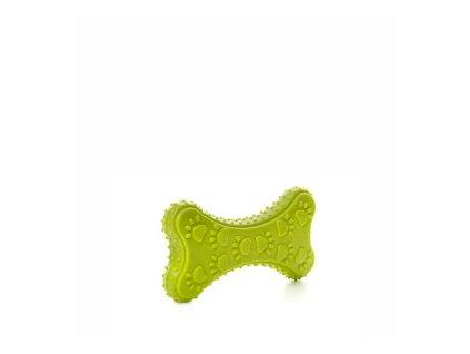 45966 1 jk animals tpr zelena kost 10 cm 0