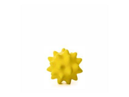 46341 1 jk animals piskaci vinylova hracka mic bodliny 9 cm zluty 0